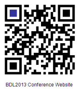 QRcode for conference wbsite