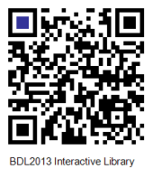 QR Code for Interactive Library