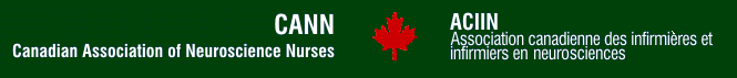 Canadian Association of Neuroscience Nurses